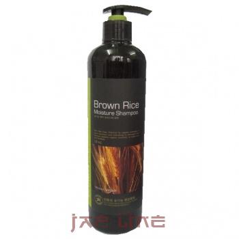 Шампуни для волос brown rice