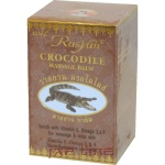 Подробнее о 002520 Rasyan Crocodile Massage Balm Бальзам для массажа с крокодильим жиром, 50 гр